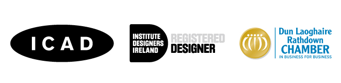 CUBE Design registered designer with the institute of designers in ireland and chamber of commerce