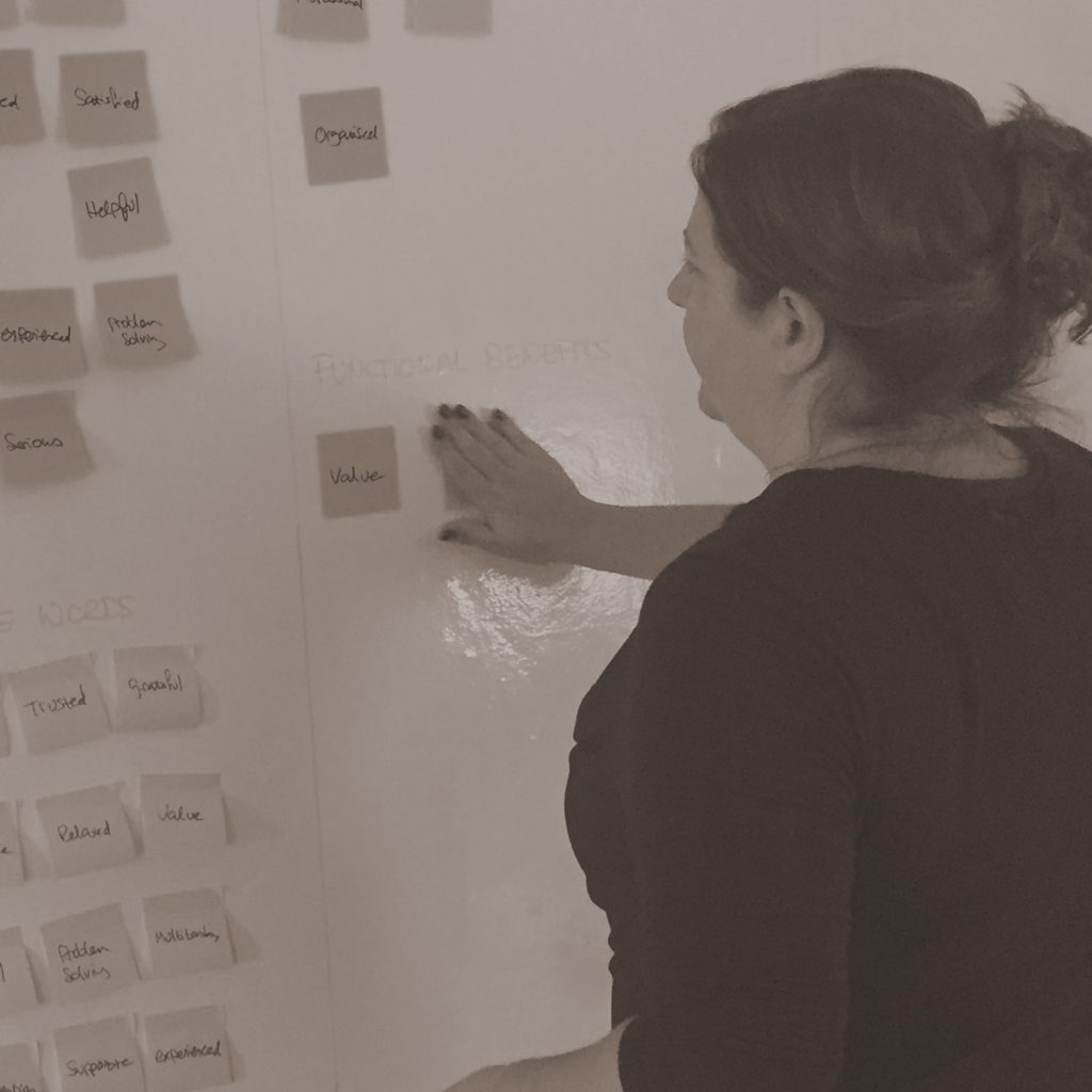 CUBE Design Studio Dún Laoghaire, brand design strategy